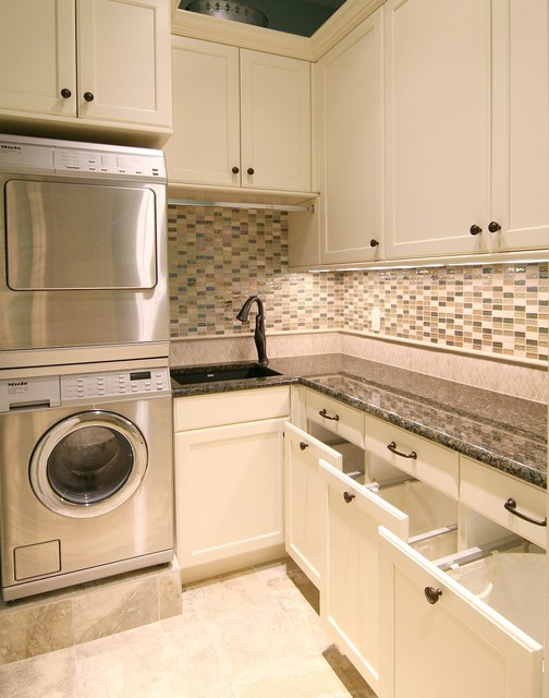 Laundry Room Makeover via Hometalker From My Front Porch to You