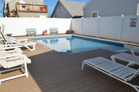 Seaside Heights NJ Single Family Home Summer Rental: $1,365 per week