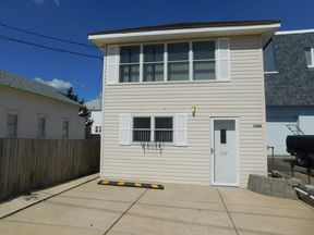 Seaside Park NJ Single Family Summer Rental: $2,100 per week