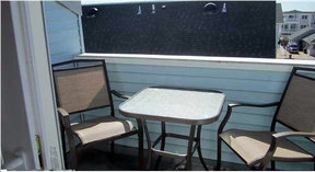 Seaside Park NJ Condominium Summer Rental: $1,700 Per Week