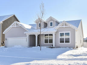 Maple Grove MN Single Family Home For Sale: $479,900