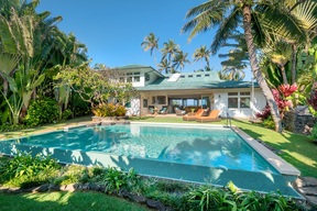 Kailua HI Single Family Home Sold: $11,500,000 FS