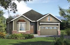 New Construction : 5377 Cloverbrook Circle