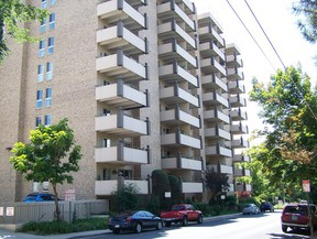 Residential : 700 Washington St #606