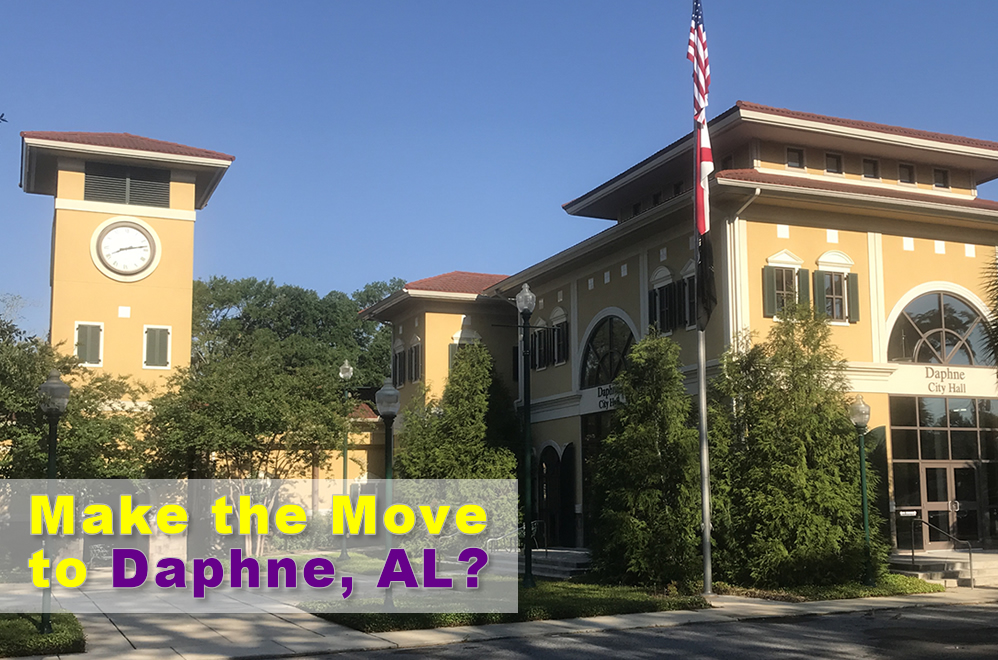 Daphne Alabama Living - Families, Schools, and Homes for Sale
