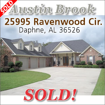 SOLD in Austin Brook