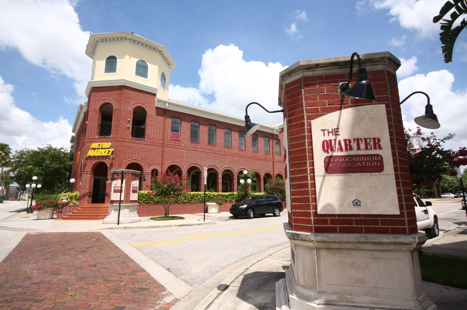 The Quarter at Ybor