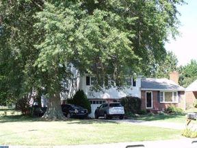 Dover DE Single Family Home Sold: $165,000