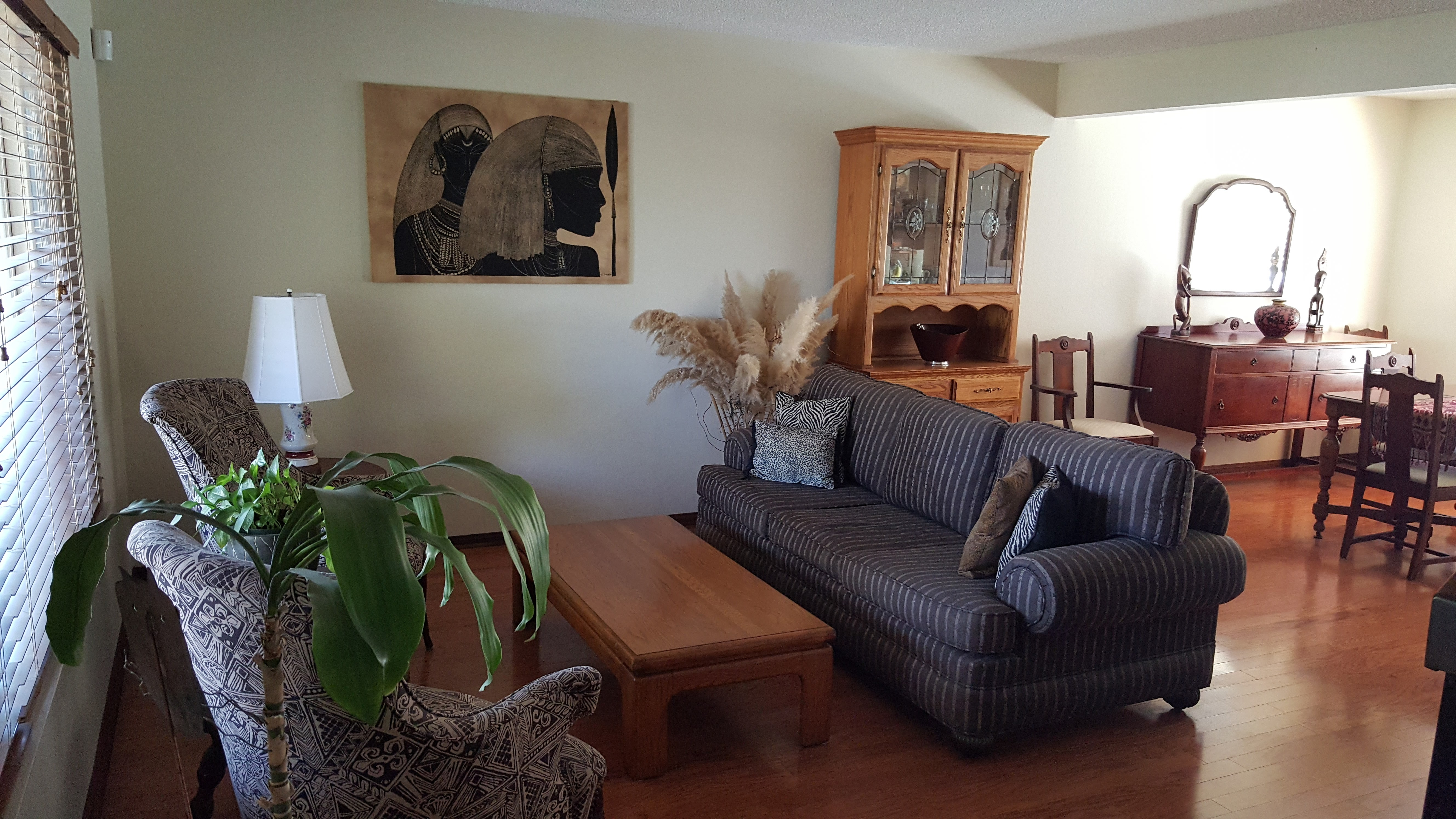 3400 Keel Ave Home for Sale living room by David Tovar of Exit Realty