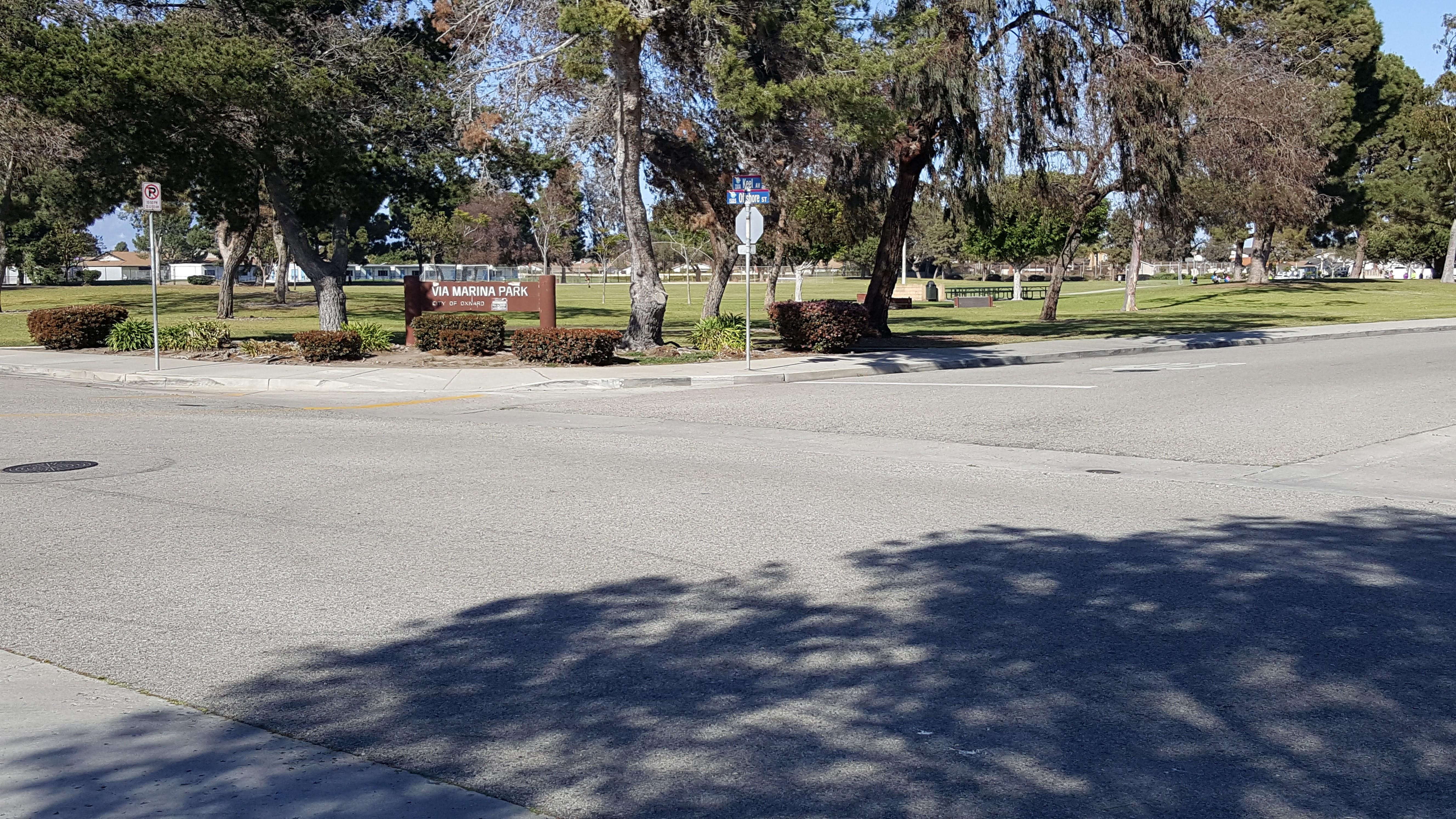 Via Marina Park in Oxnad CA