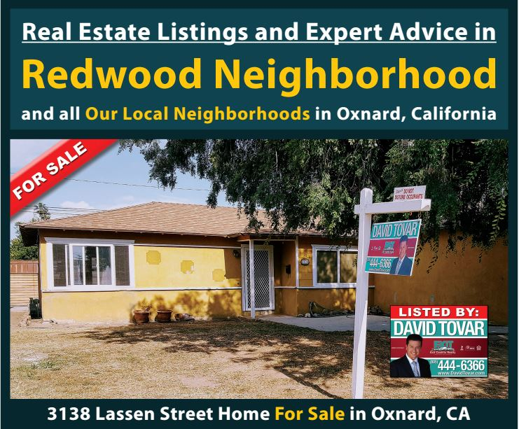 3138 Lassen St Home for Sale Redwood Nighborhood Oxnard