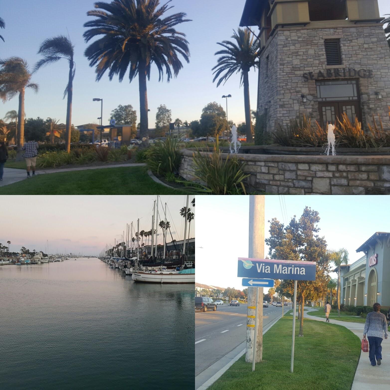 Via Marina Neighborhood Oxnard CA