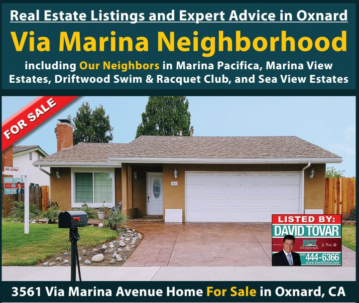 for sale 3561 via marina ave oxnard ca by david tovar