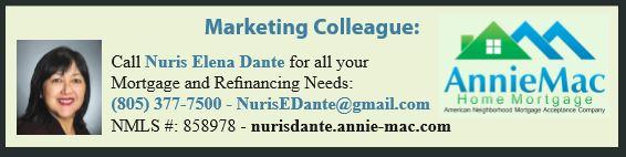 Annie Mac Nuris Dante in Oxnard CA