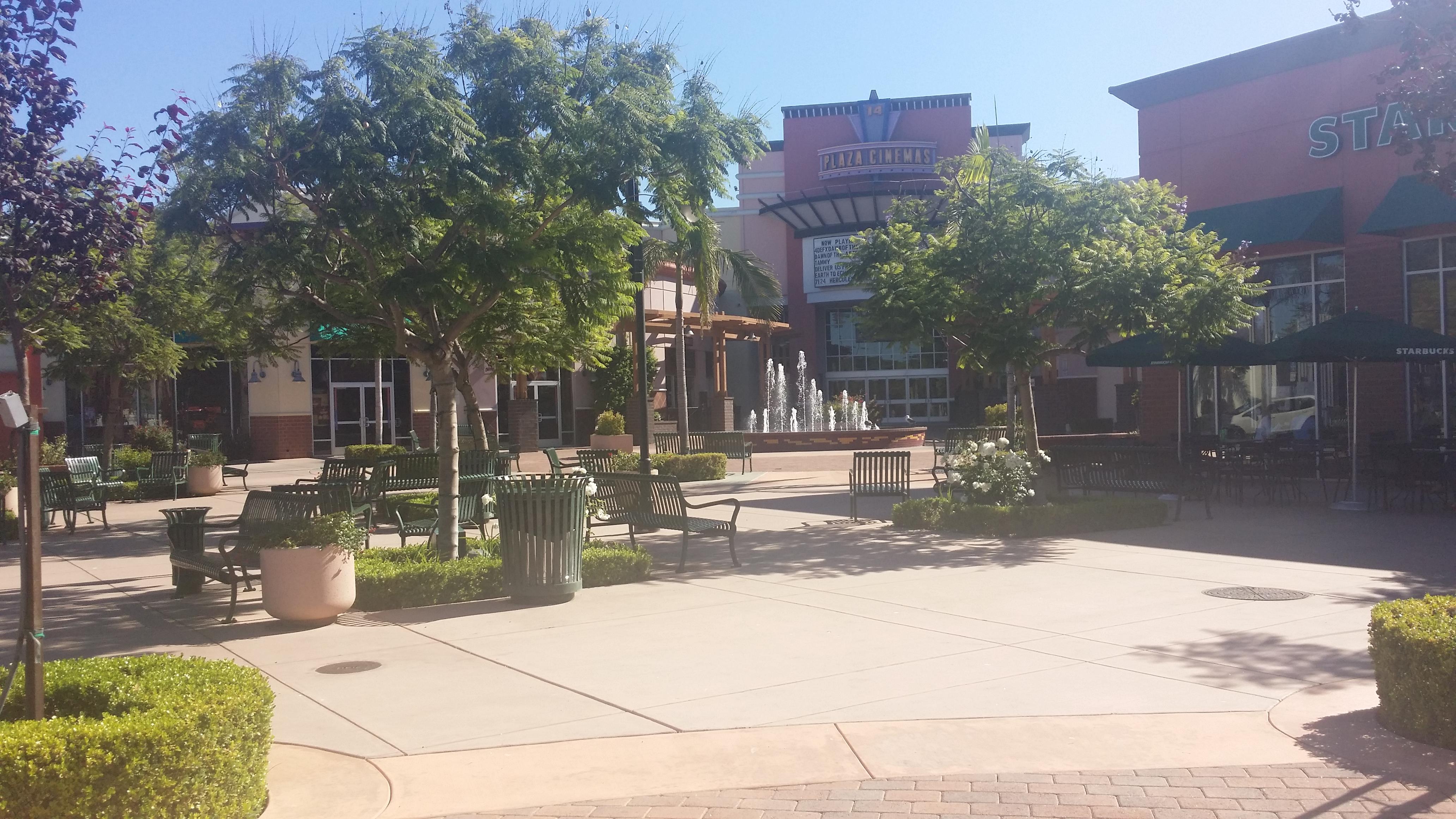 Plaza Cinemas in Downtown Oxnard