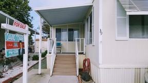 Mobile Home Sold: 4160 Petit Drive #39