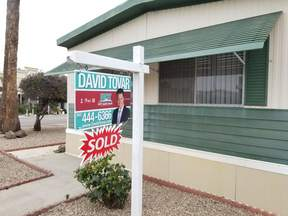 Mobile Home Sold: 205 East Driffill Boulevard #26