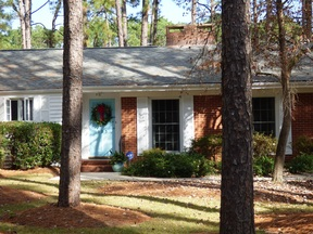 Single Family Home Pine Needles Golf Club: 105 Indian Trail Dr