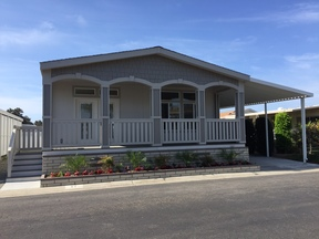 San Juan Capistrano CA Manufactured Home Sold: $325,000