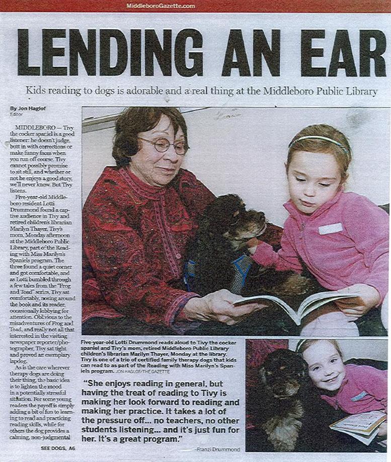 Lending an Ear