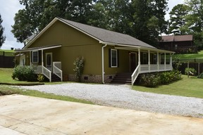 Wedowee AL Single Family Home For Sale: $135,000