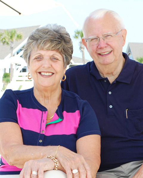 John & Trish Ernstrom