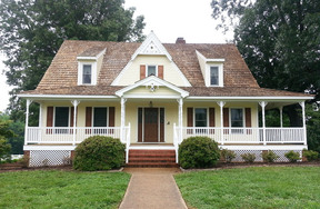 Residential - Horse Farm S O L D: 1600 May Way Drive