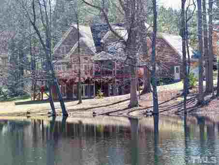 Beautiful Home on the Water with In-Town Location