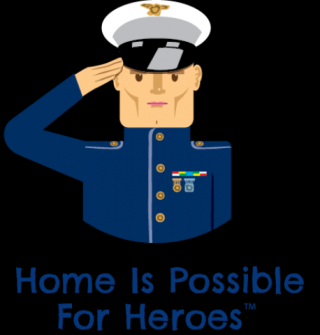 Home is Possible for Heroes gives veterans and military personnel more buying power.