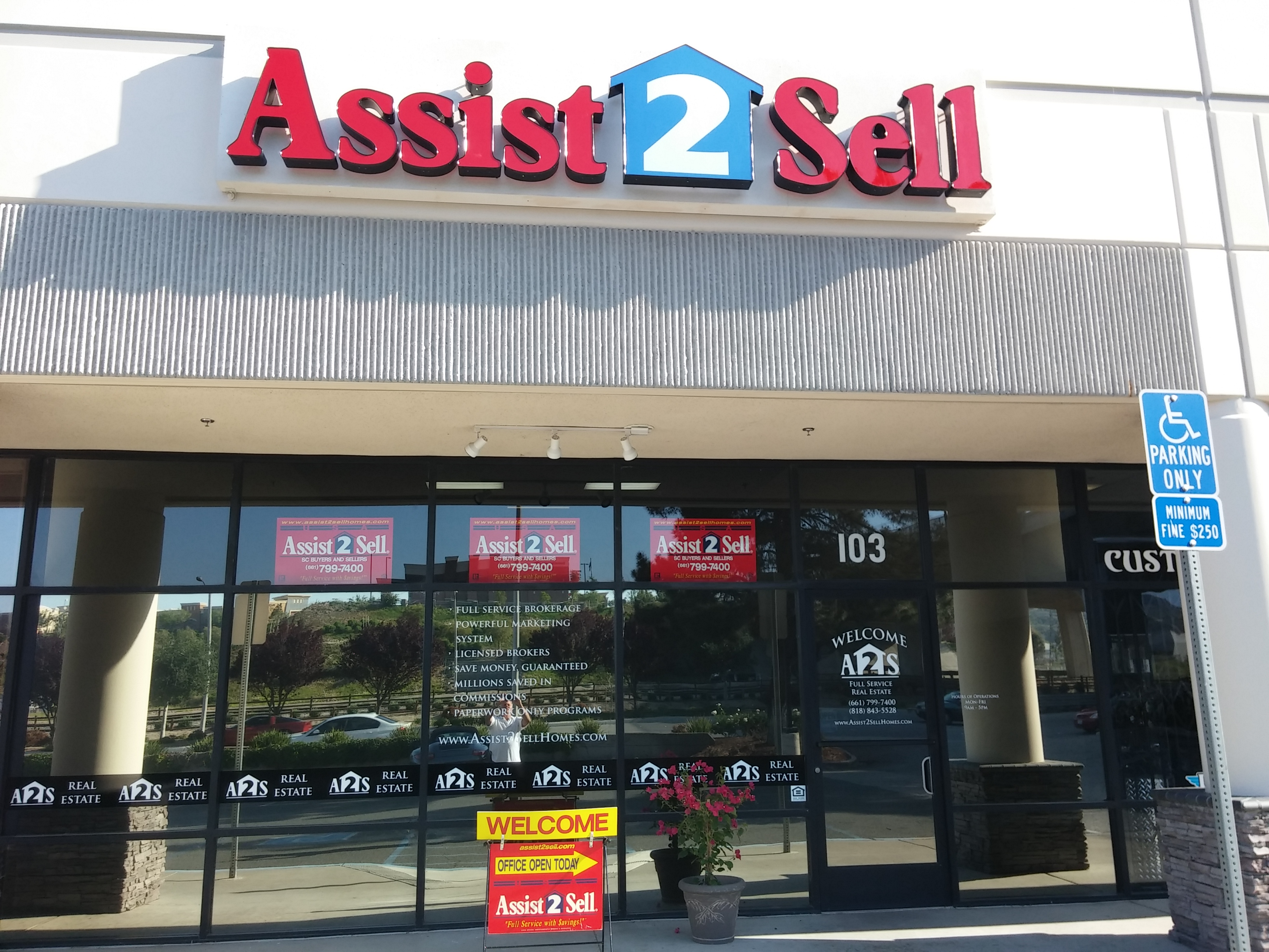 Assist2Sell Main Office