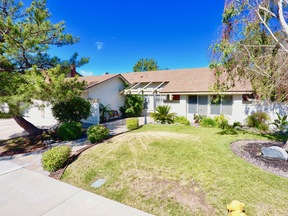 Santa Clarita CA Single Family Home For Sale: $615,000
