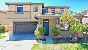 Palmdale  CA Single Family Home Sale Pending: $409,950