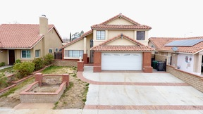 Palmdale CA Single Family Home Sale Pending: $280,000