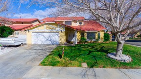 Lancaster  CA Single Family Home For Sale: $345,000