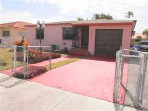 Miami FL Single Family Home For Sale: $285,000