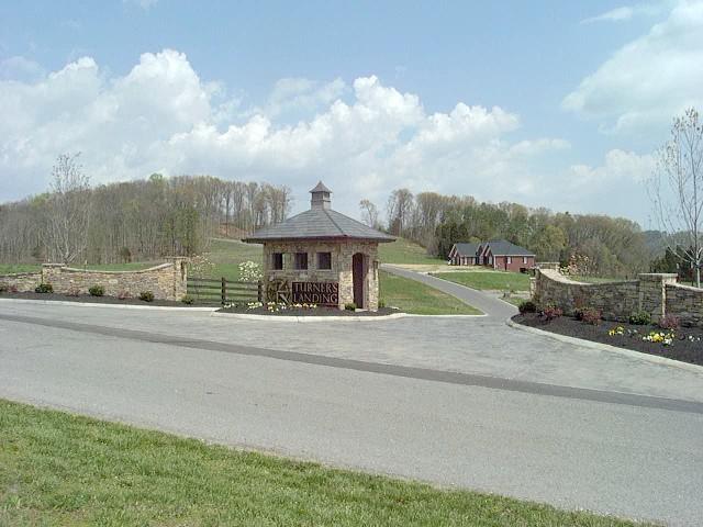 Turner's Landing Entrance