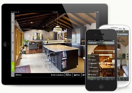 Houzz app to design Your Home