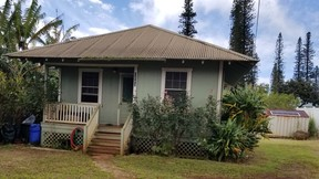 Lanai City HI Single Family Home Pending - Cont. To Show: $395,000