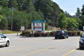 Saranac Lake NY Commercial For Lease: $1,520 Pad Site Triple net