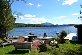 Saranac Lake NY Vacation Rentals For Rent: $2,900 Kiwassa Lake!