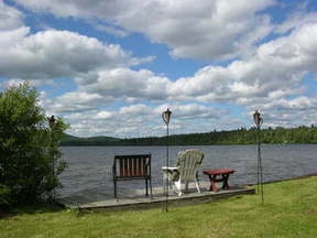 Lake Clear NY Vacation Rentals For Rent: $2,750