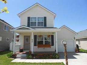 Belgrade MT Single Family Home Sold: $175,000