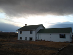 Three Forks MT Single Family Home Sold: $310,000