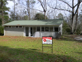 Andalusia AL Single Family Home Sold: $25,000