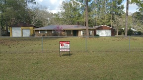 Single Family Home Sold: 13583 Gantt/Red Level Rd (County Road 82)
