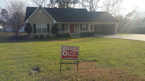 Andalusia AL Single Family Home Sold: $155,000