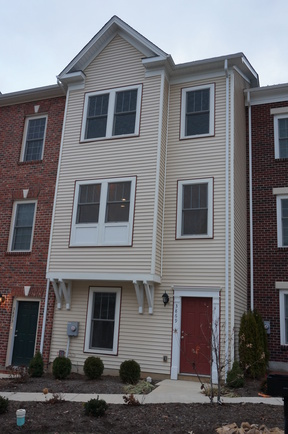 Roanoke VA Townhome Available May 2018: $1,595 Per Month