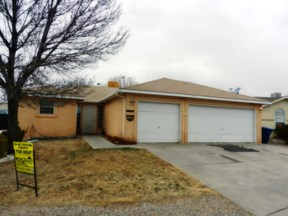 Residential Rented: 1401 Desert Bloom Ct. NW