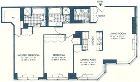 Residential Rented: 415 East 37th Street #F(2/2.5)