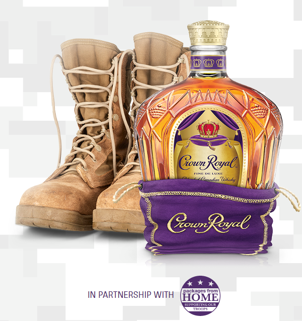 Crown Royal Care Package Live in MT Real Estate earns Military Relocation Professional Certification Designation Malmstrom Montana Air Force Lynn Kenyon